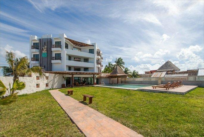 Hotel Rio Lagartos