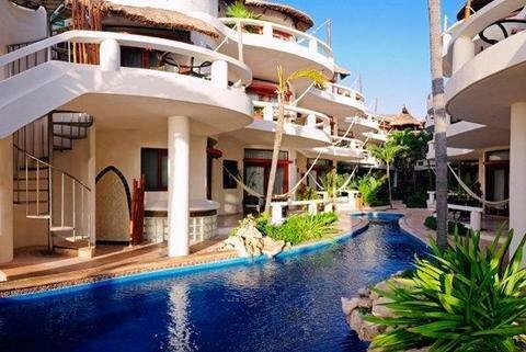 Отель Playa Palms Beach