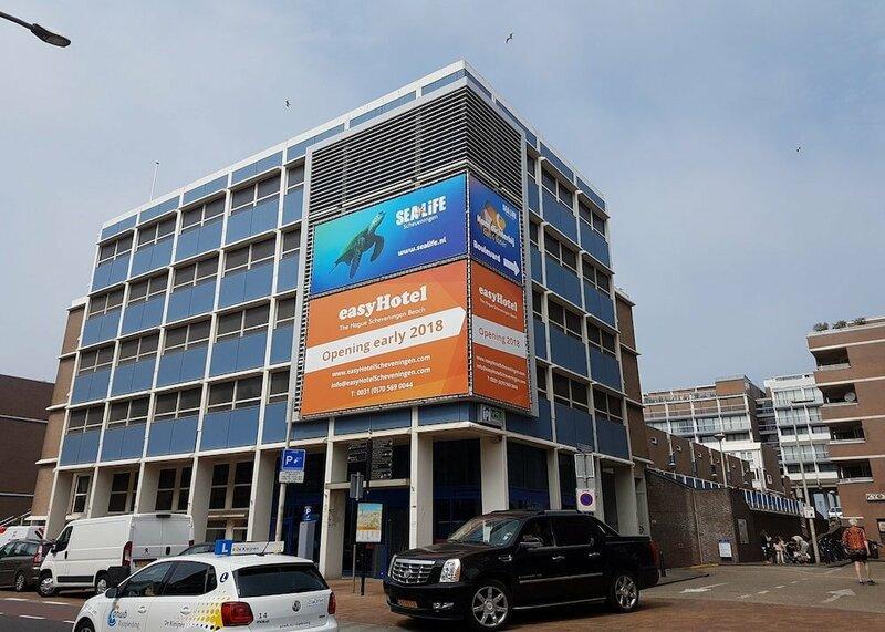 EasyHotel The Hague Scheveningen Beach