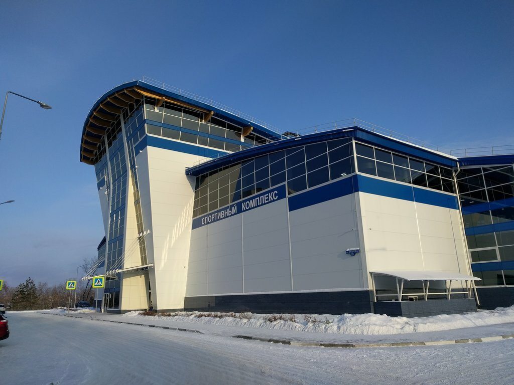 sports school — Rhythmic Gymnastics Center Grace — Omsk, photo 1