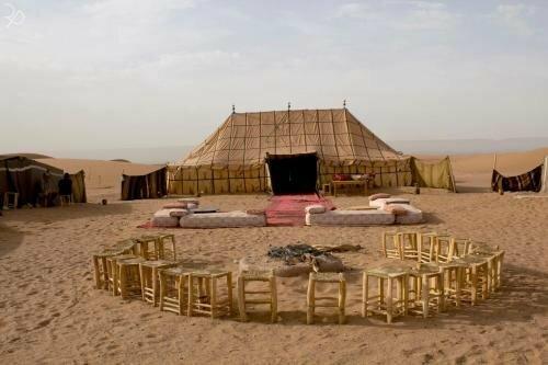 Berber Bivouac Chegaga