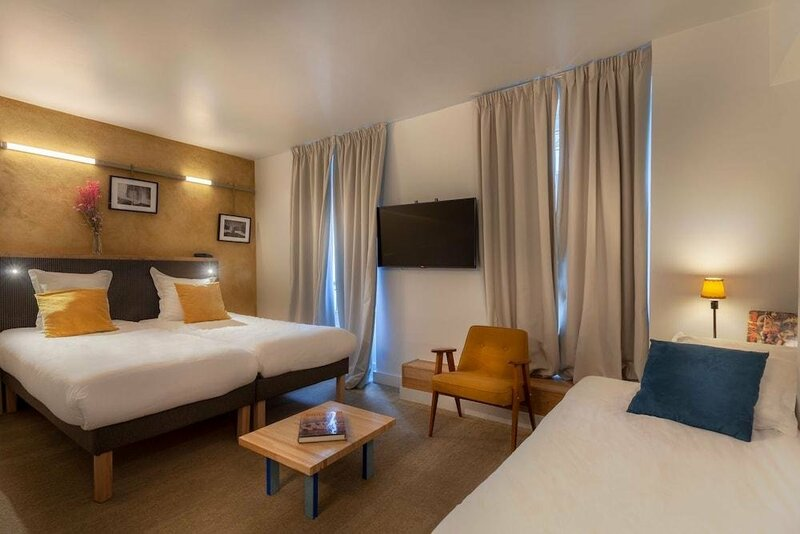 Hotel La Nouvelle République