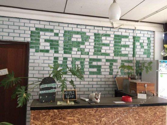 Green Hostel and Skate Park