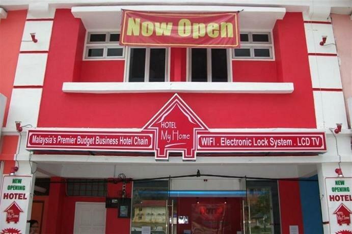 My Home Hotel Gua Musang