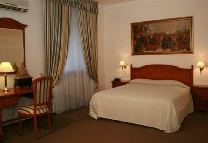 Academy Dnipropetrovsk Hotel