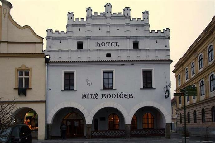 Hotel Bilý Konicek