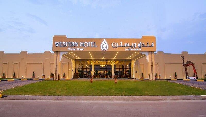 Western Madinat Zayed