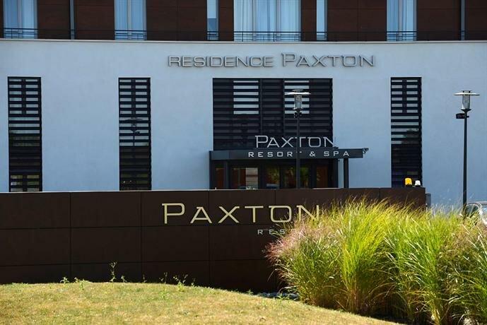 Отель Paxton Mlv