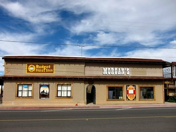 The Tombstone Motel