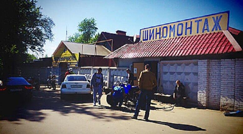 шиномонтаж — Авто-Люкс — Апрелевка, фото №1