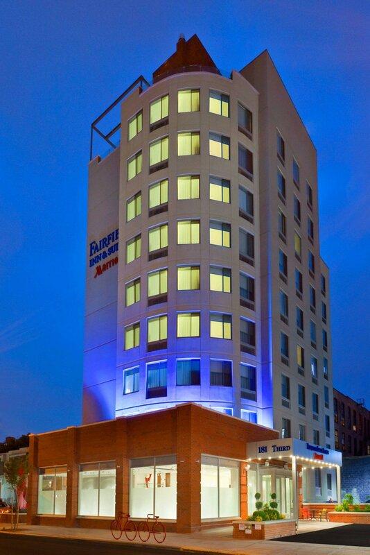 Fairfield Inn & Suites by Marriott New York Brooklyn