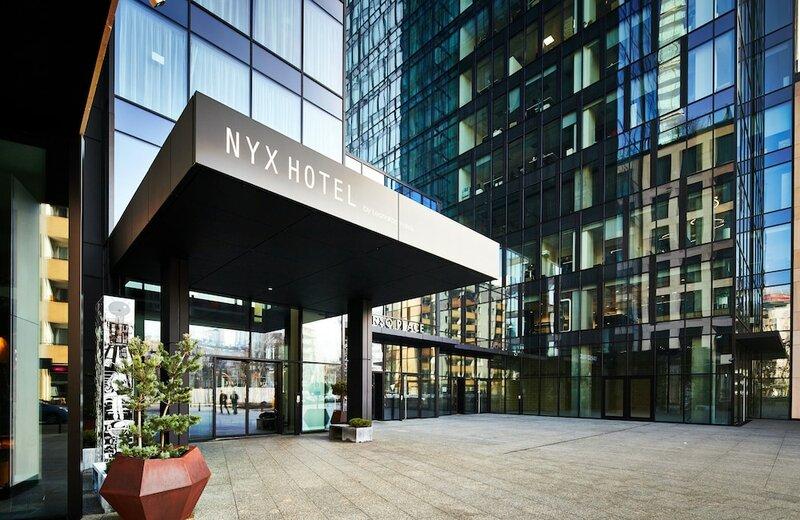 Nyx Hotel Warsaw by Leonardo Hotels