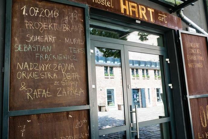 Hart Hostel & Art