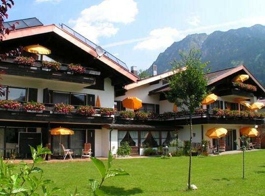 Apartmenthaus Sonnenheim Hotel