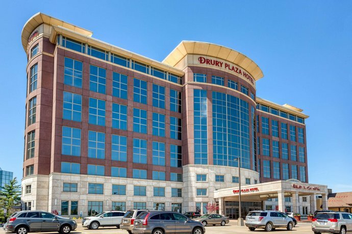 Drury Plaza Hotel St Louis Chesterfield