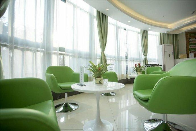 Vatica Lianyungang Zhongyin Mingdu Hotel