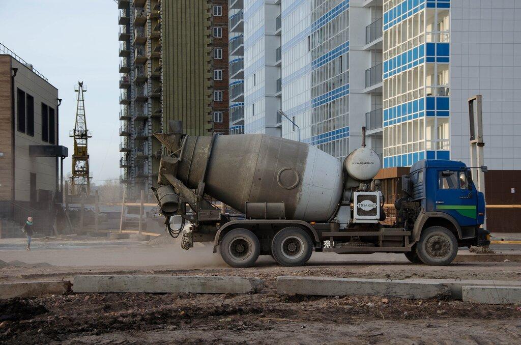 купить бетон в ямном
