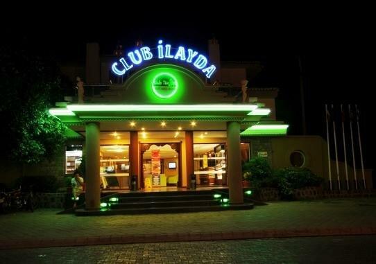 Club Ilayda Concept