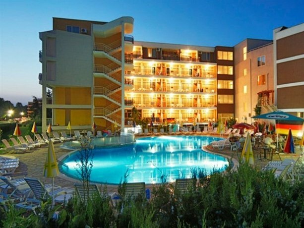 Hotel Kavkaz Golden Dune - Все включено