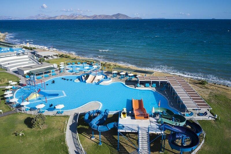 Отель Labranda Marine Aquapark