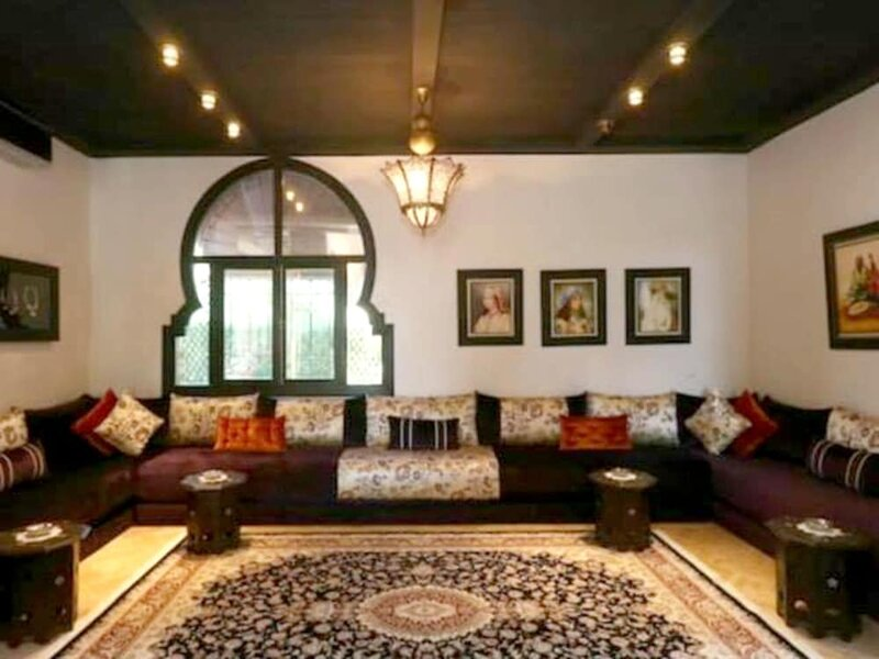 Villa With 3 Bedrooms in Marrakech With Private Pool Terrace and Wifi