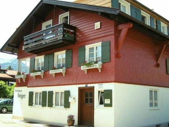 Gästehaus Geiger Hotel