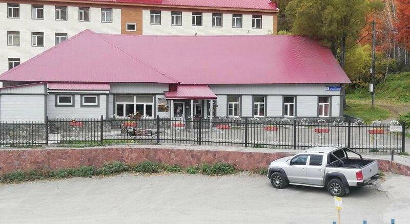 Inn on Krasintsev 1