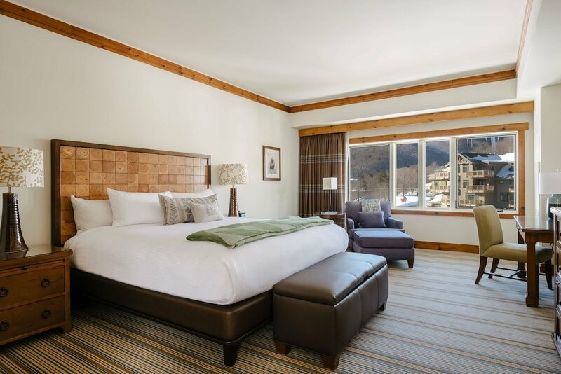 The Lodge at Spruce Peak, a Destination by Hyatt Residence