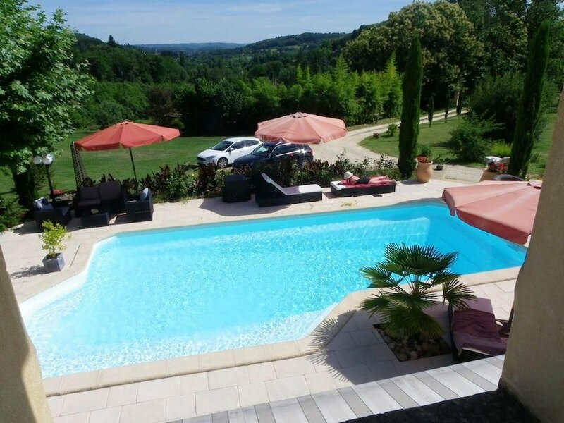 Studio in Sarlat-la-canéda, with Shared Pool, Furnished Garden and Wifi