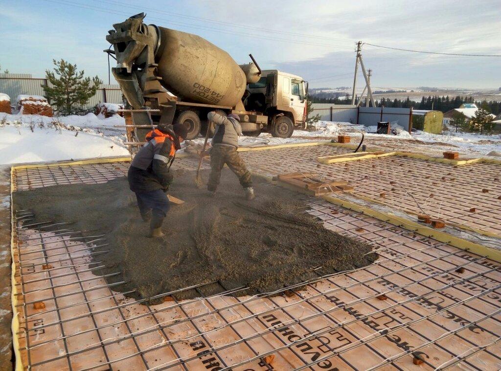 бетон завод электросталь