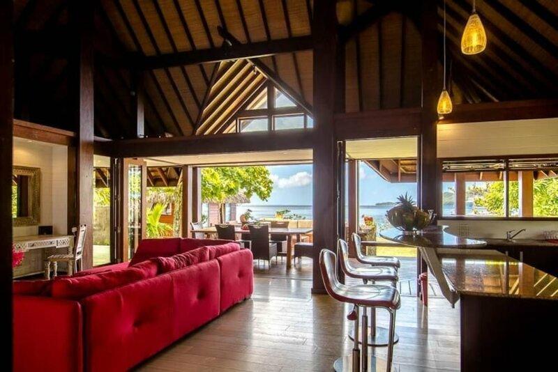 Villa Bora Bora Lagoon