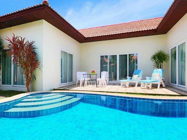 Majestic Villas Cosy Beach Pattaya