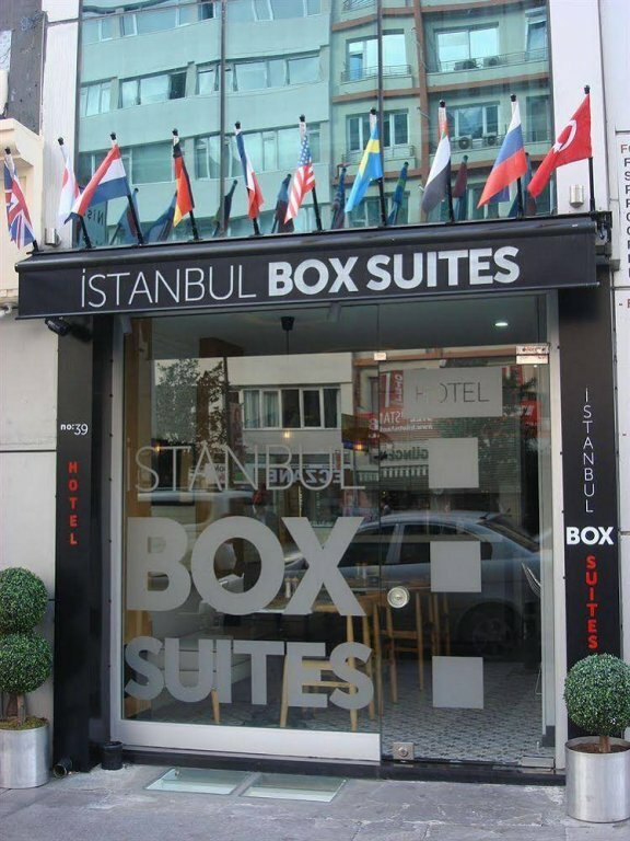 Istanbul Box Boutique Hotel