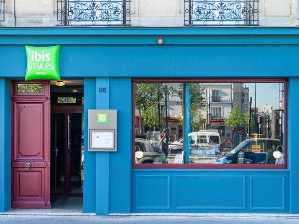 Hôtel Ibis Styles Paris Nation Cours De Vincennes