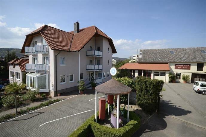 Hotel Weingarten Bad Durkheim