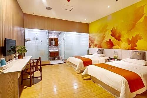 Pai Hotel Xuzhou Jiangsu Normal University