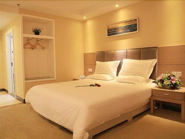 Greentree Alliance Shenzhen Hua Nan cheng XI Da Men Hotel
