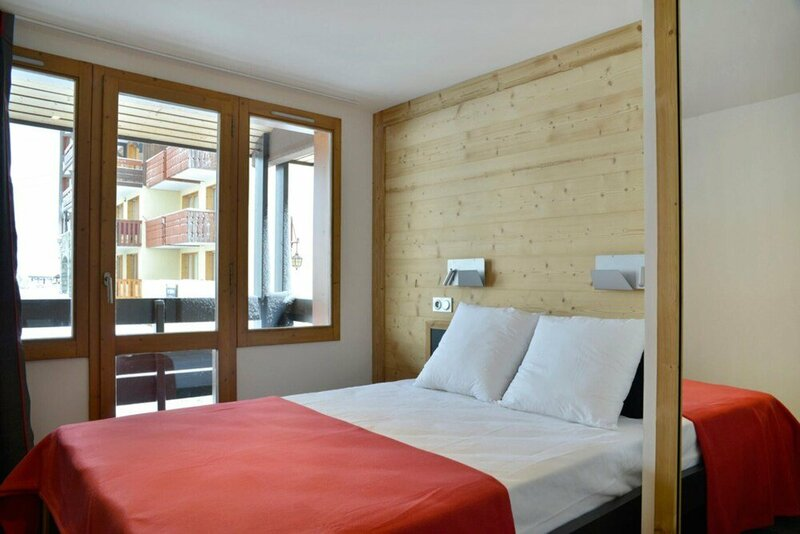 Residence Les Coches 3 Rooms in a Family Resort at the Bottom of the Slopes Bac424