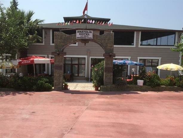 Anatolia Hotel Pamukkale