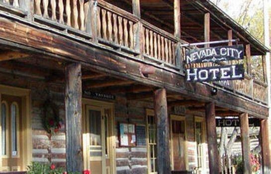 Nevada City Hotel