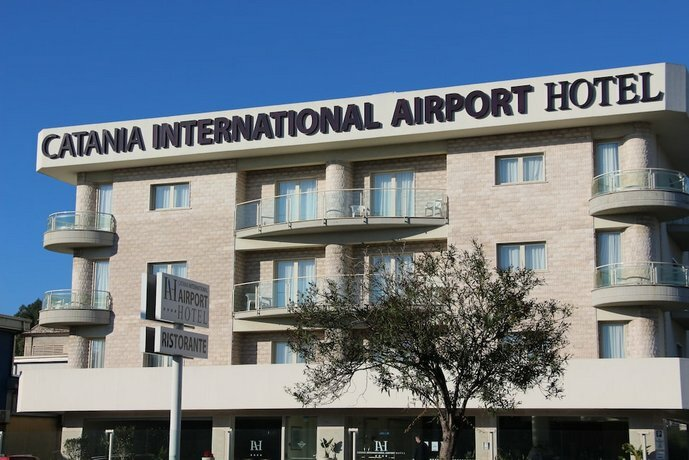 Отель Catania International Airport