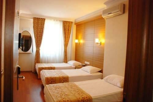 otel — The Port Hotel — Fatih, foto №%ccount%