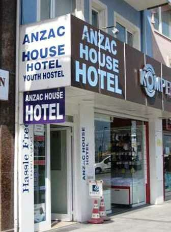 Anzac House Youth Hostel