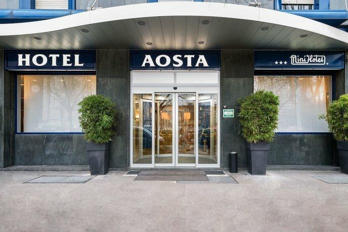 B&b Hotel Milano Aosta