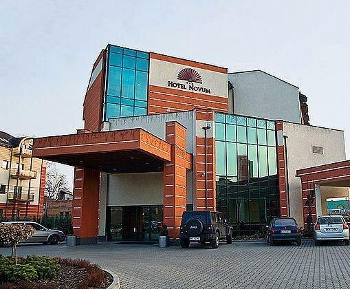 Отель Novum