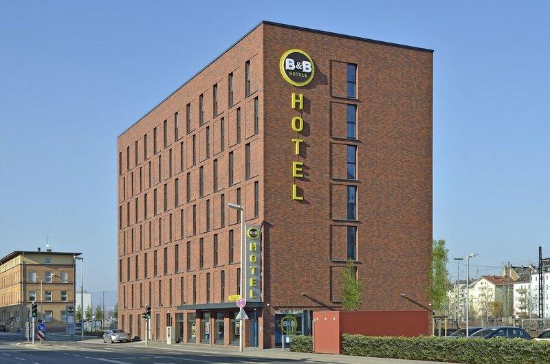 B&b Hotel Mainz-Hbf