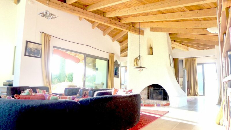 Villa With 6 Bedrooms in Mandelieu-la-napoule, With Private Pool, Encl