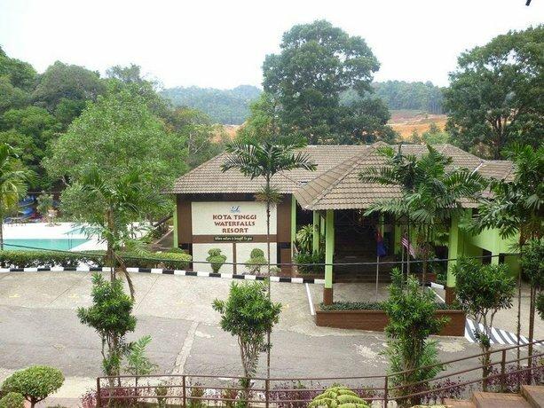 Kota Tinggi Waterfalls Resort