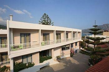 Отель Georgioupolis Beach