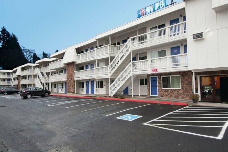 Motel 6 Bremerton, Wa